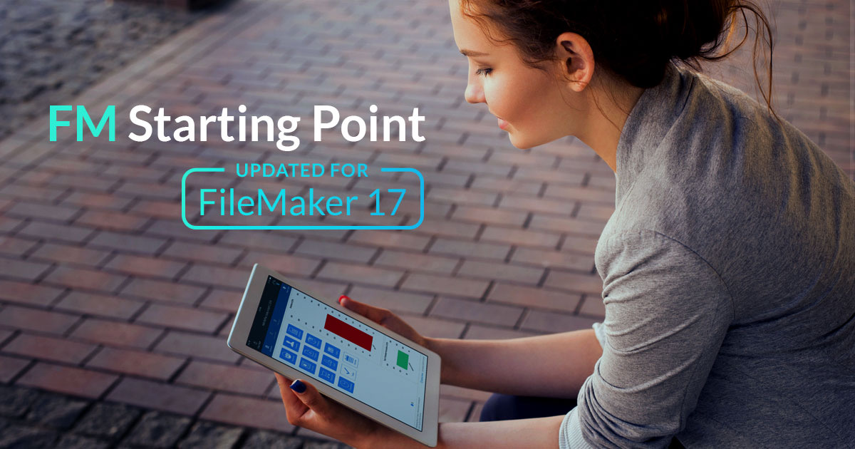 FM Starting Point - Free FileMaker Templates by RCC