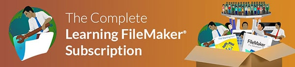 FileMaker Training Videos for Learning and Solving Problems